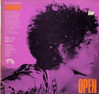 Brian Auger, Julie Driscoll and The Trinity - Open (Marmalade 607002)